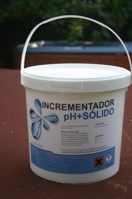 Incrementador PH+Sólido