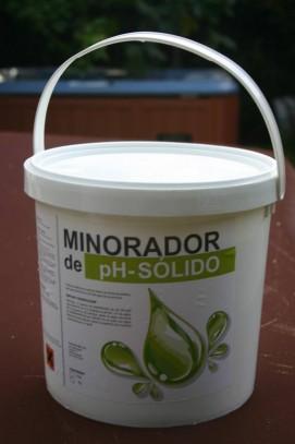 Minorador PH-Sólido