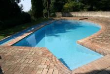 Construcció de piscina a Caldes de Montbui
