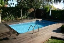 Construcció de piscina a Mataró