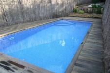 Construcció de piscina a Montmeló