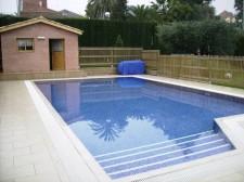 Construcció de piscina a Mollet del Vallès
