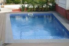Construcció de piscina a Sant Celoni