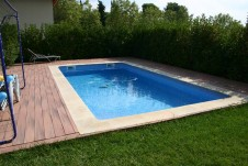 Construcció de piscina a Arenys de Mar