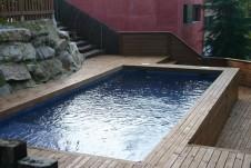 Construcció de piscina a Parets del Vallès