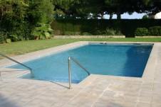 Construcció de piscina a Santa Eulàlia