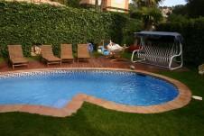 Construcció de piscina a La Garriga
