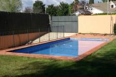 Construcció de piscina a La Roca del Vallès