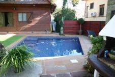 Construcció de piscina a Figaró