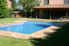 Construcció de piscina a Cardedeu
