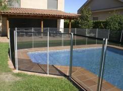 Tanca de seguretat piscina