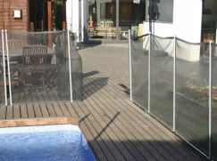 Tanca de seguretat piscina - porta