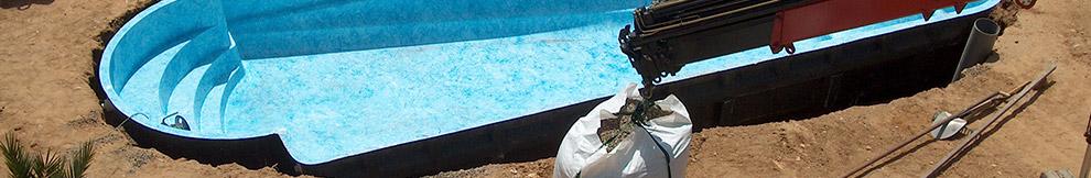 Contrucció de piscines